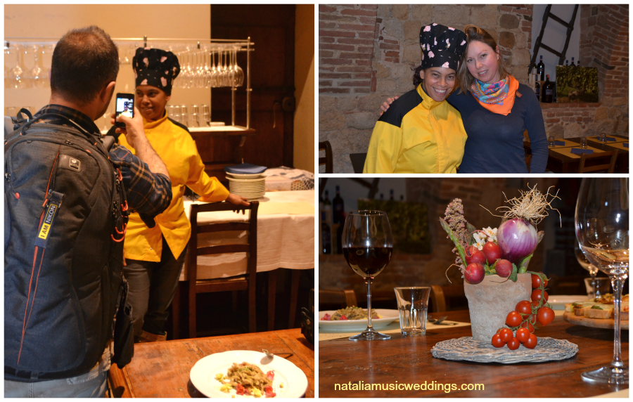 get to know Lilian's Cantina in Montepulciano