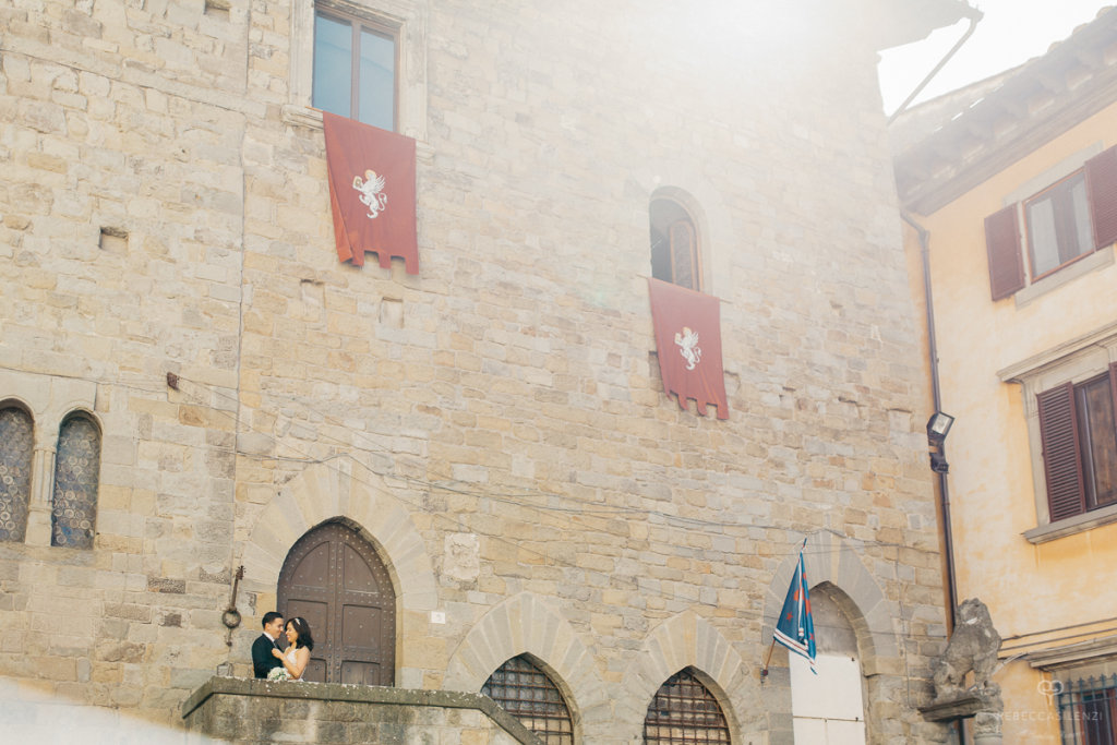 wedding in Cortona