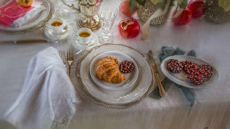 Frutto d'amore – fabulous pomegranate Fall wedding theme