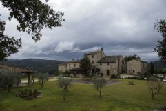 Tuscan retreat – great location for a rustic wedding