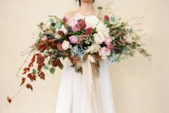 Renaissance color palette wedding inspirations in Florence