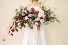 Renaissance color palette wedding inspirations in Florence