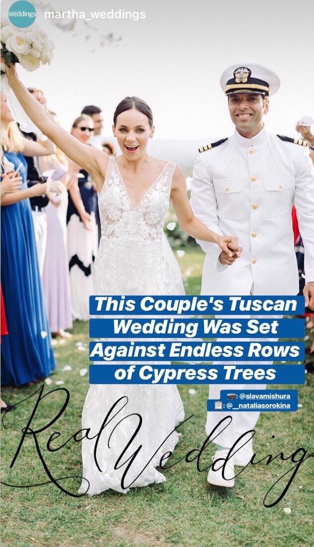 Effortless Elegance Wedding in Conti di San Bonifacio - ITALIAN WEDDINGS BY NATALIA