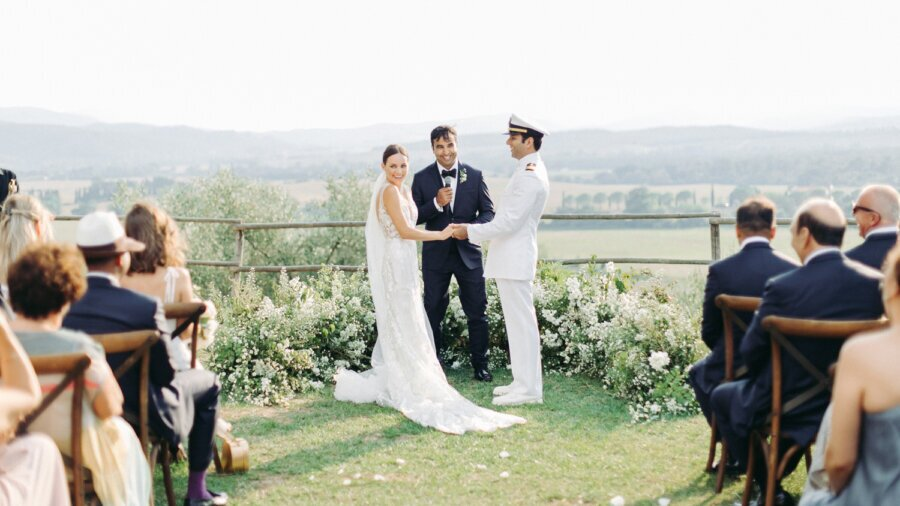 A Dream Wedding in Tuscany?  Consider a Symbolic Ceremony