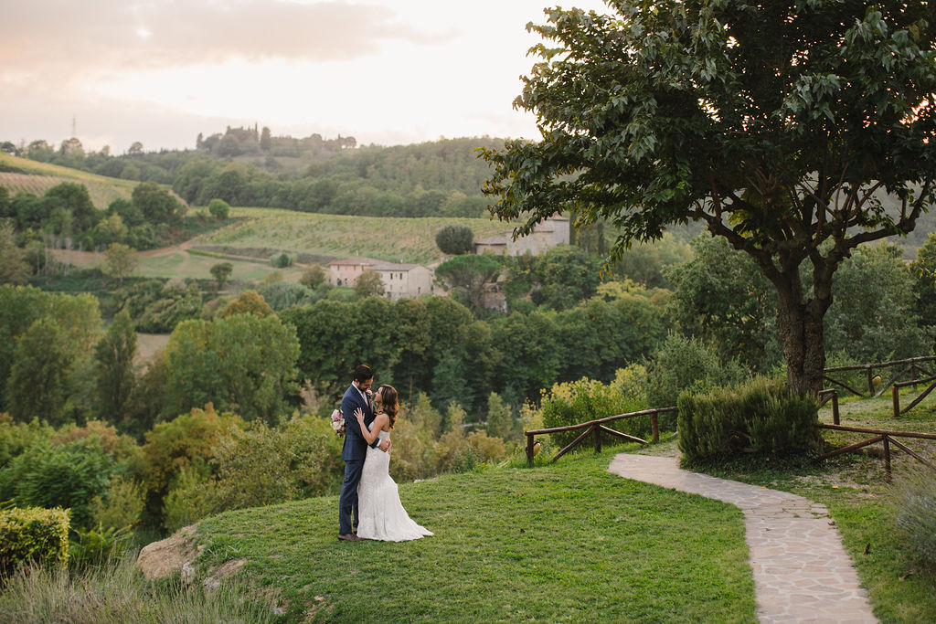 countryside wedding in Tuscany - Italian weddings by Natalia