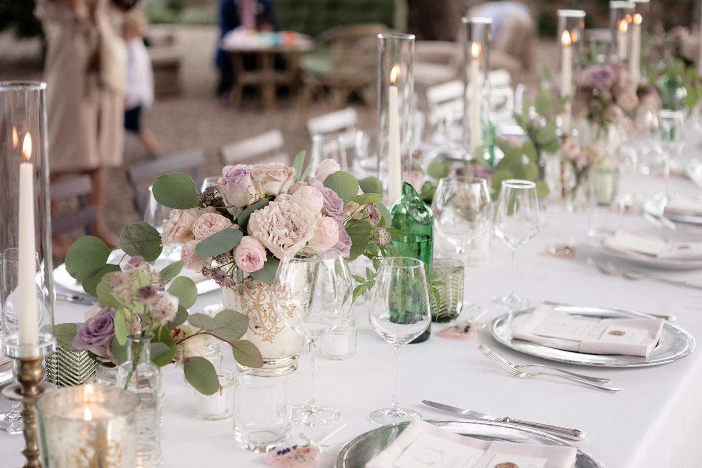 intimate wedding in Tuscan villa - Italian weddings by Natalia
